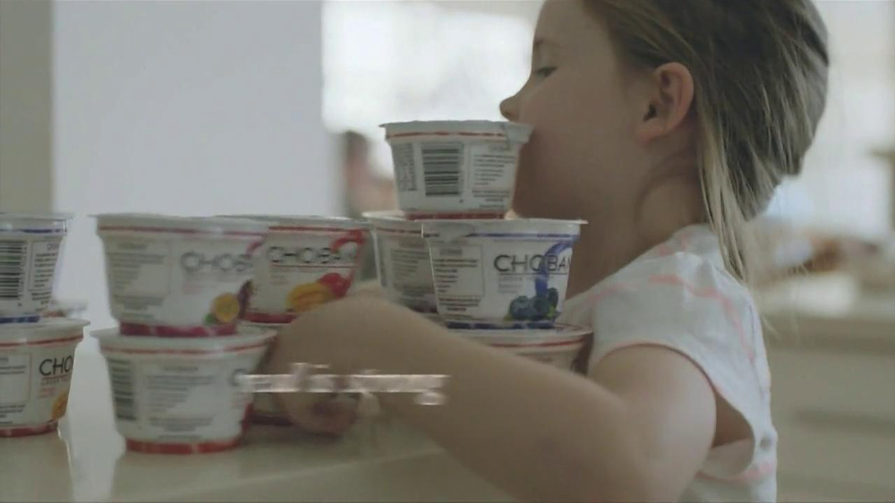 Chobani TV Spot, 'Real is Simple' Song by Macy Gray - Screenshot 3