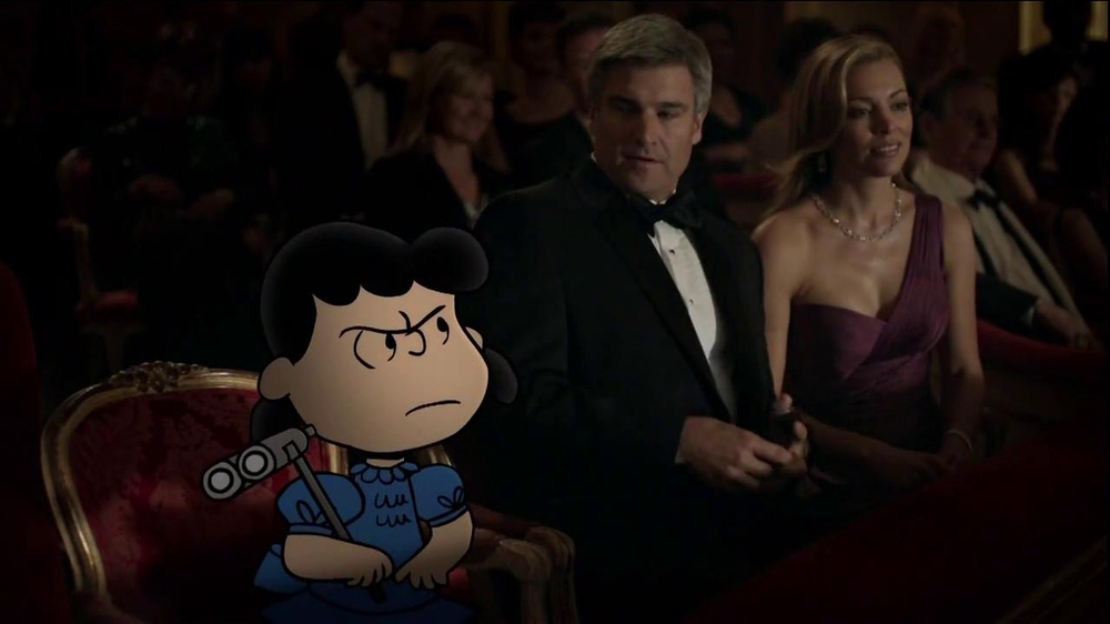 Metlife TV Spot 'Concert' Featuring Peanuts Gang - Screenshot 10