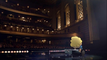 Metlife TV Spot 'Concert' Featuring Peanuts Gang - Thumbnail 2