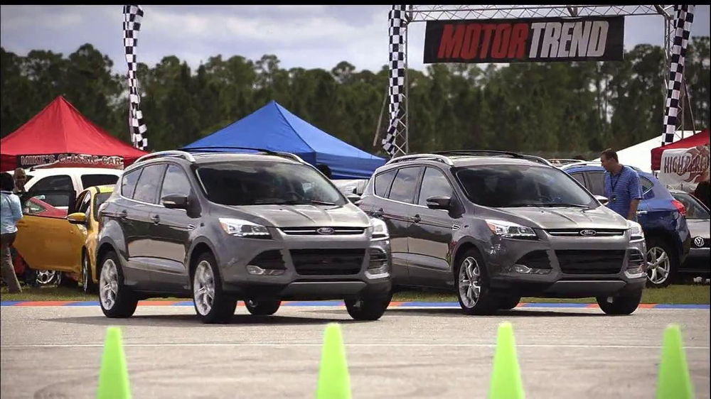 Ford Eco Boost Challenge TV Spot, 'Motor Trend' - Screenshot 1