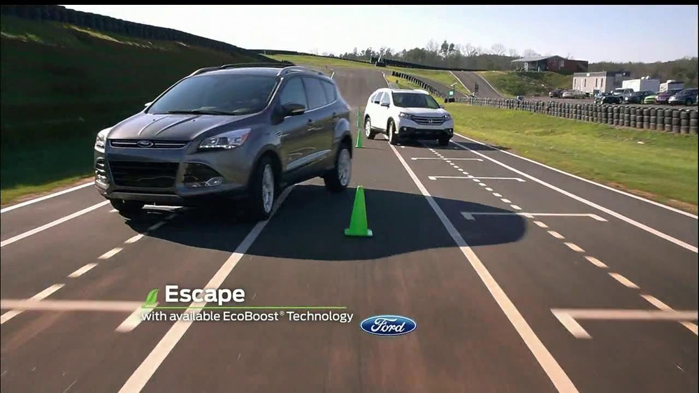 Ford Eco Boost Challenge TV Spot, 'Motor Trend' - Screenshot 3