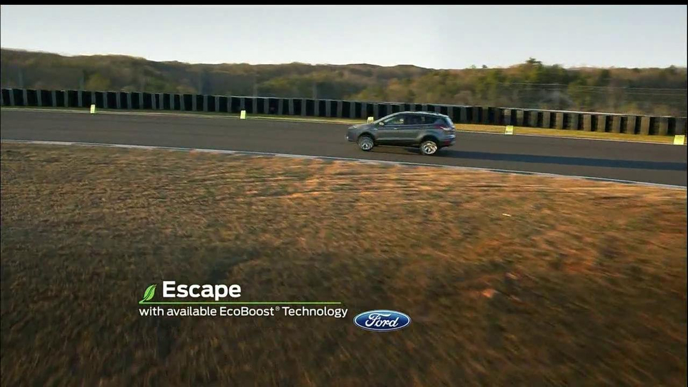 Ford Eco Boost Challenge TV Spot, 'Motor Trend' - Screenshot 5