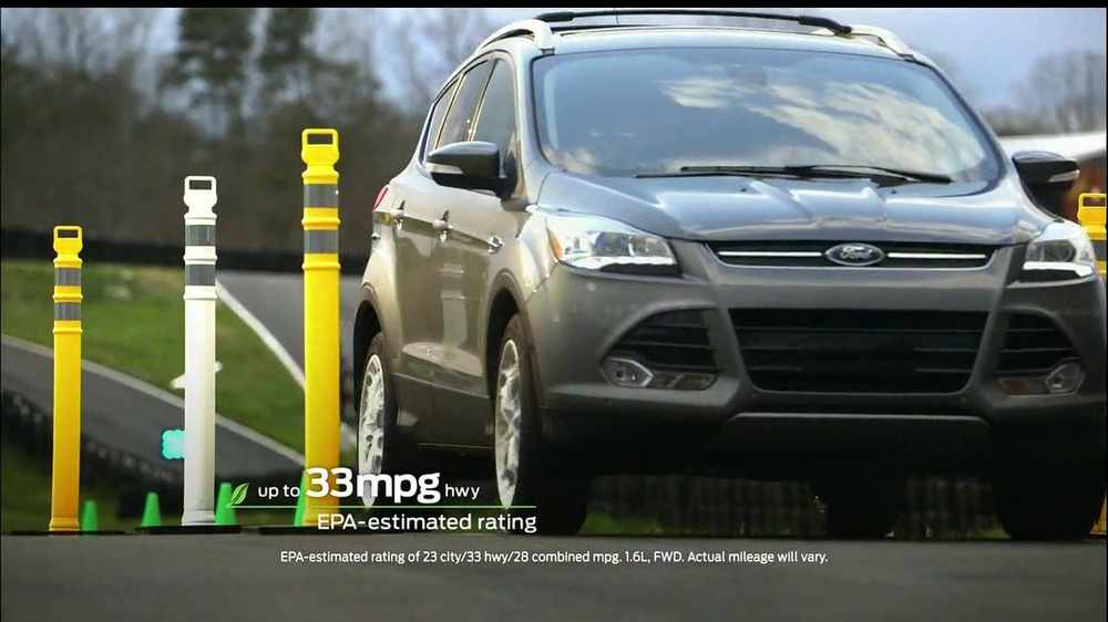 Ford Eco Boost Challenge TV Spot, 'Motor Trend' - Screenshot 7