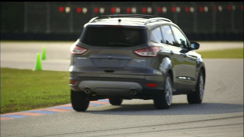Ford Eco Boost Challenge TV Spot, 'Motor Trend' - Screenshot 9