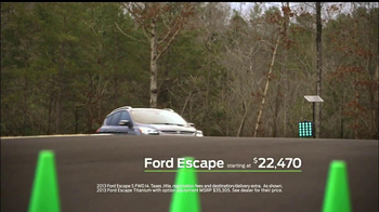 Ford Eco Boost Challenge TV Spot, 'Motor Trend' - Thumbnail 10