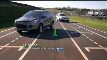 Ford Eco Boost Challenge TV Spot, 'Motor Trend' - Thumbnail 3