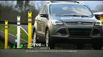 Ford Eco Boost Challenge TV Spot, 'Motor Trend' - Thumbnail 7