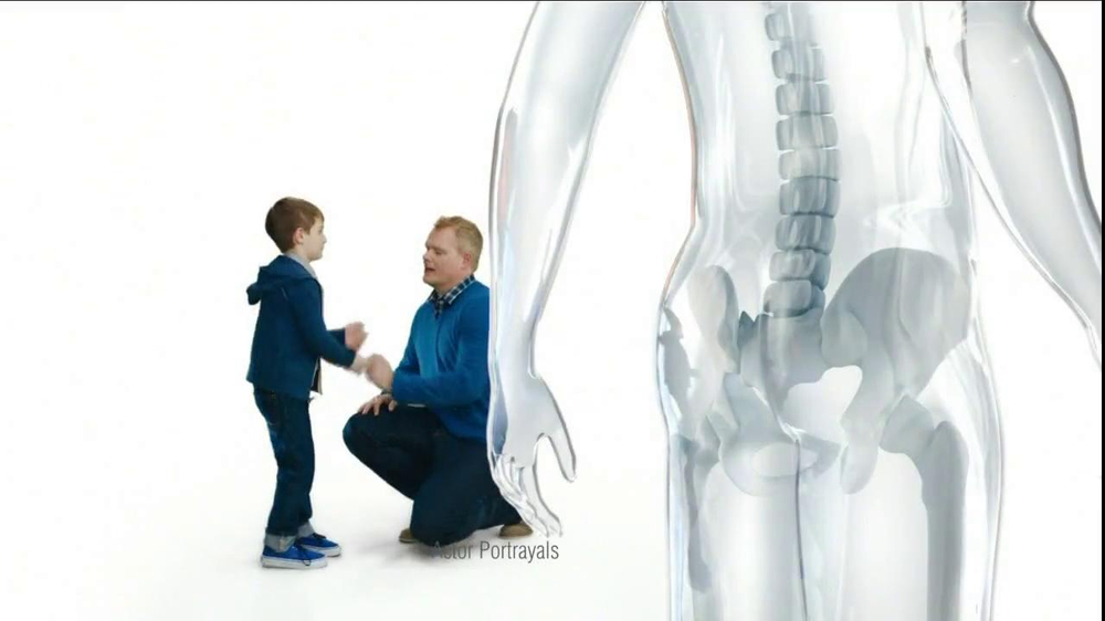 Dr. Scholl's Pain Relief Orthotics TV Spot  - Screenshot 1