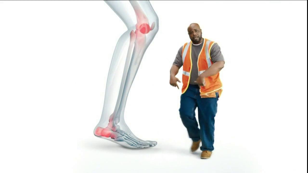 Dr. Scholl's Pain Relief Orthotics TV Spot  - Screenshot 4