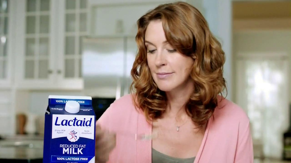 Lactaid TV Spot, 'Sensitive to Dairy: 25 Years' - Screenshot 1