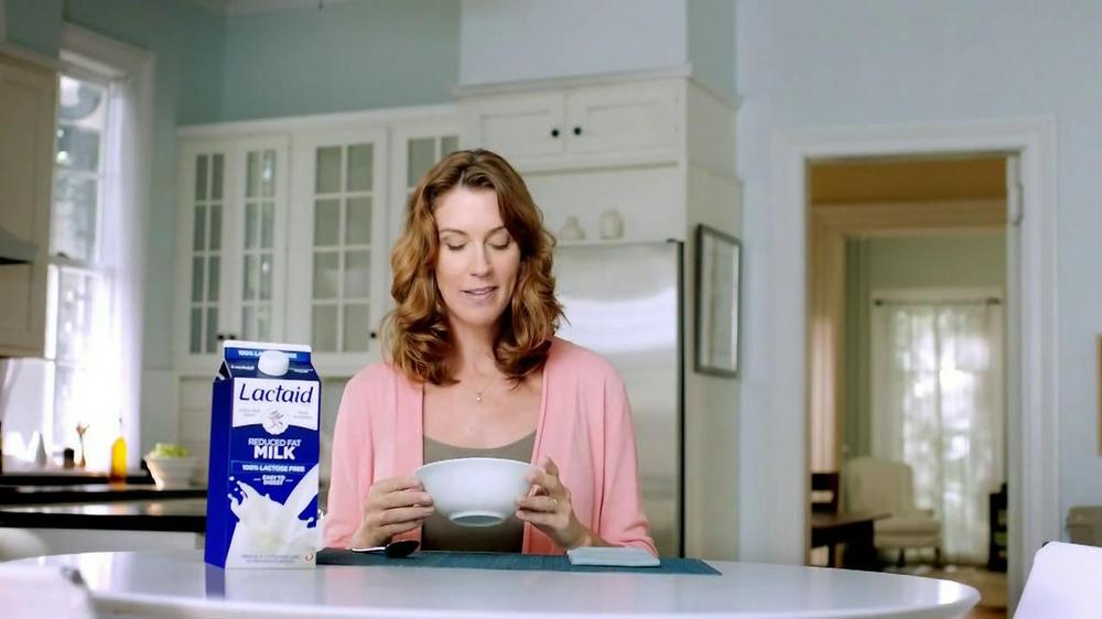Lactaid TV Spot, 'Sensitive to Dairy: 25 Years' - Screenshot 3