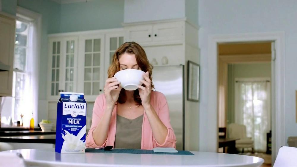 Lactaid TV Spot, 'Sensitive to Dairy: 25 Years' - Screenshot 4