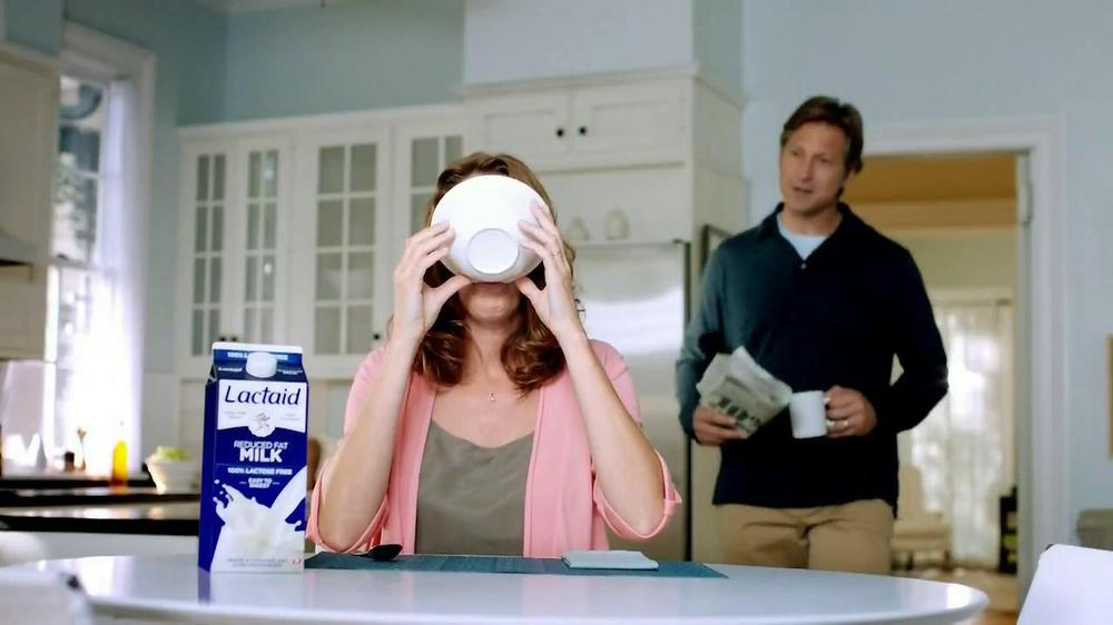 Lactaid TV Spot, 'Sensitive to Dairy: 25 Years' - Screenshot 5