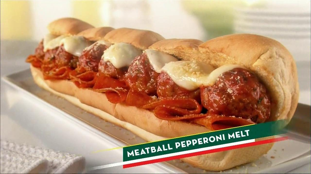 Subway Meatball Pepperoni Melt TV Spot, 'Italy Daydream: Gondola' - Screenshot 10