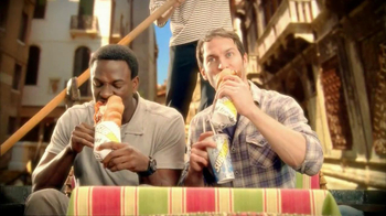 Subway Meatball Pepperoni Melt TV Spot, 'Italy Daydream: Gondola' - Thumbnail 3