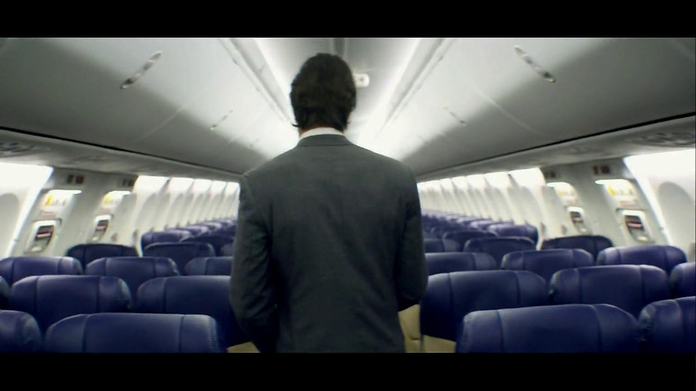 Southwest Airlines TV Spot, 'Never Back Down' Song by Fun - Screenshot 3