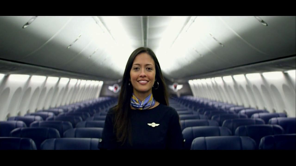 Southwest Airlines TV Spot, 'Never Back Down' Song by Fun - Screenshot 9