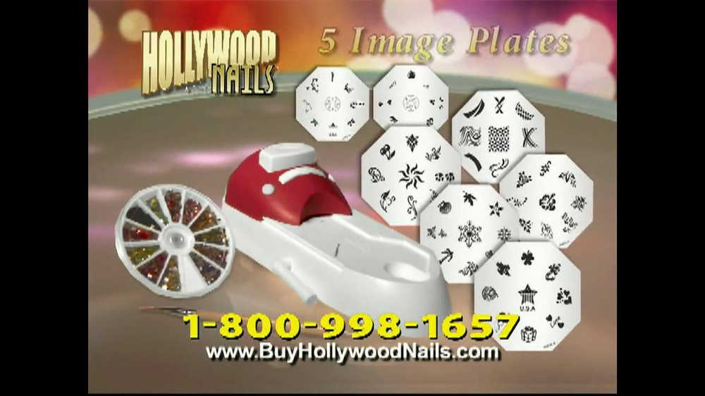 Hollywood Nails TV Spot - Screenshot 10