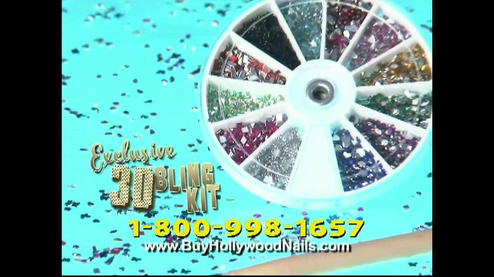 Hollywood Nails TV Spot - Screenshot 8