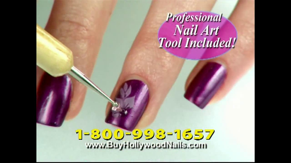Hollywood Nails TV Spot - Screenshot 9