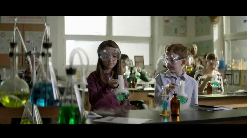 Lunchables with Smoothie TV Spot, 'Kid Pickup Lines' - Screenshot 1