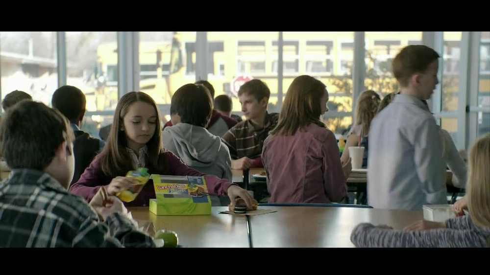 Lunchables with Smoothie TV Spot, 'Kid Pickup Lines' - Screenshot 10