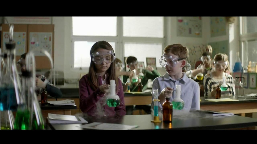 Lunchables with Smoothie TV Spot, 'Kid Pickup Lines' - Screenshot 2