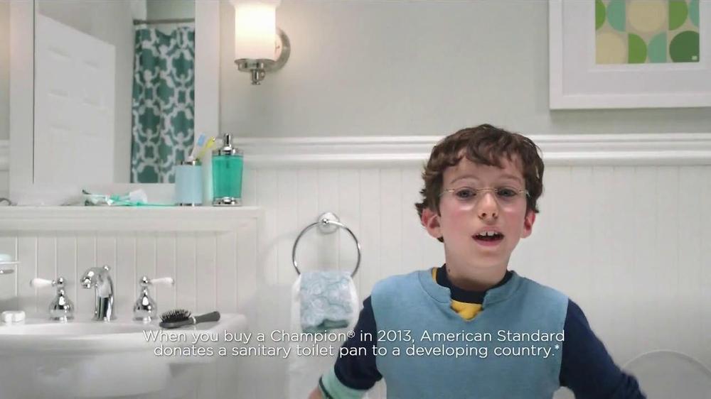 American Standard Champion Tv Commercial Flush For Good