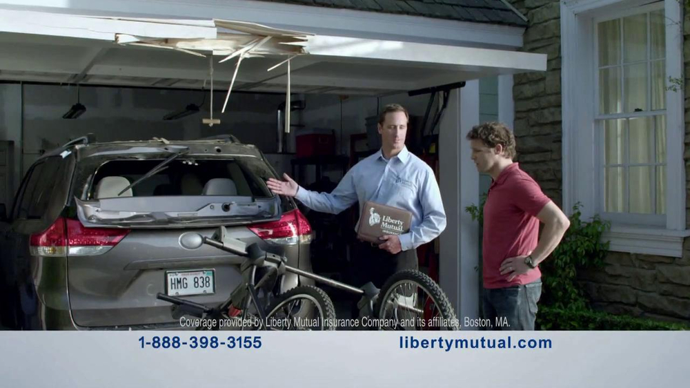 Accident Forgiveness Liberty Mutual Commercial Actress
