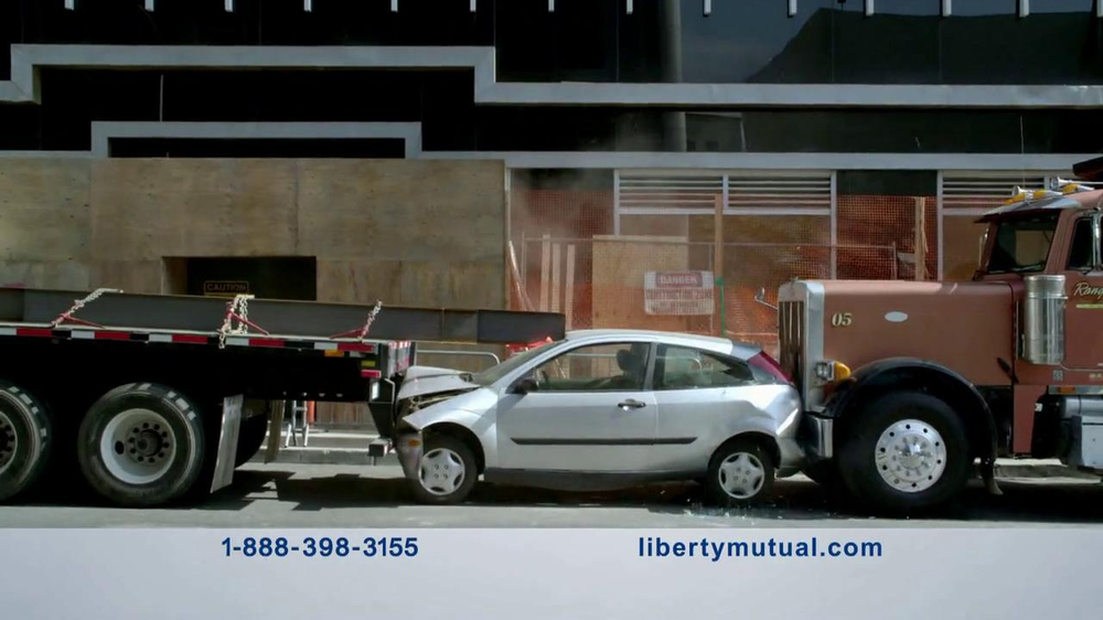 Accident Forgiveness Liberty Mutual Commercial Actress | Black ...