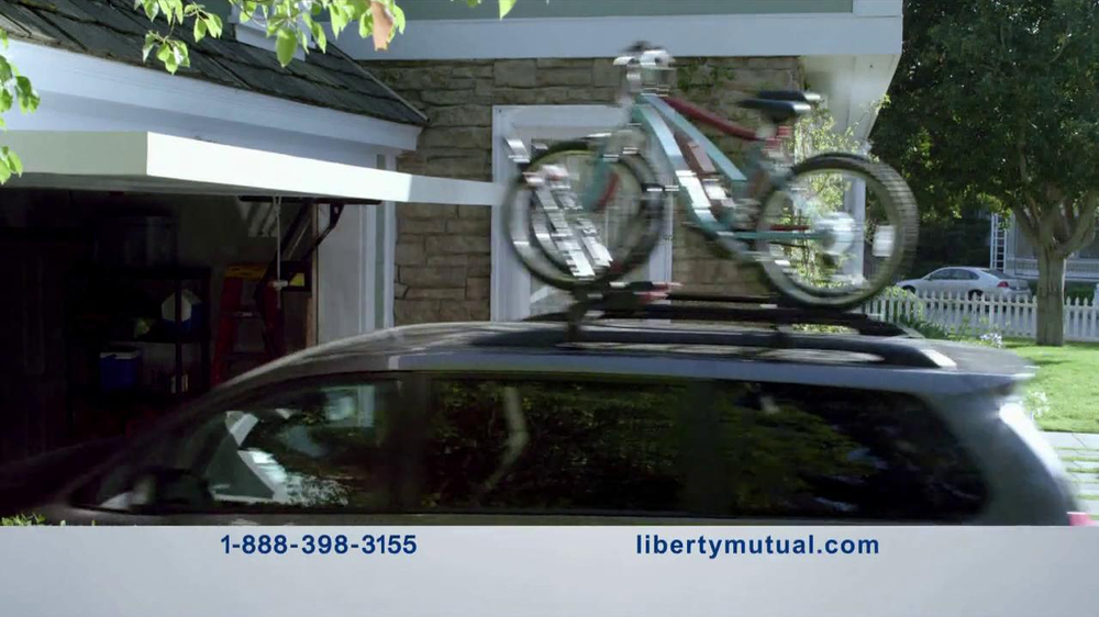 Liberty Mutual Accident Forgiveness TV Spot, 'Humans: Problems ...