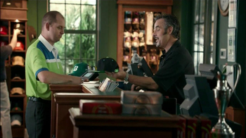 Bridgestone TV Spot, 'Doesn't Fit' Featuring David Feherty