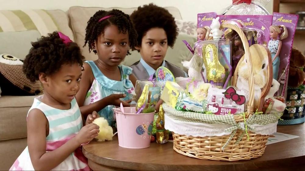 Kmart Easter Shoes TV Spot, 'Lamb-bit' - Screenshot 4
