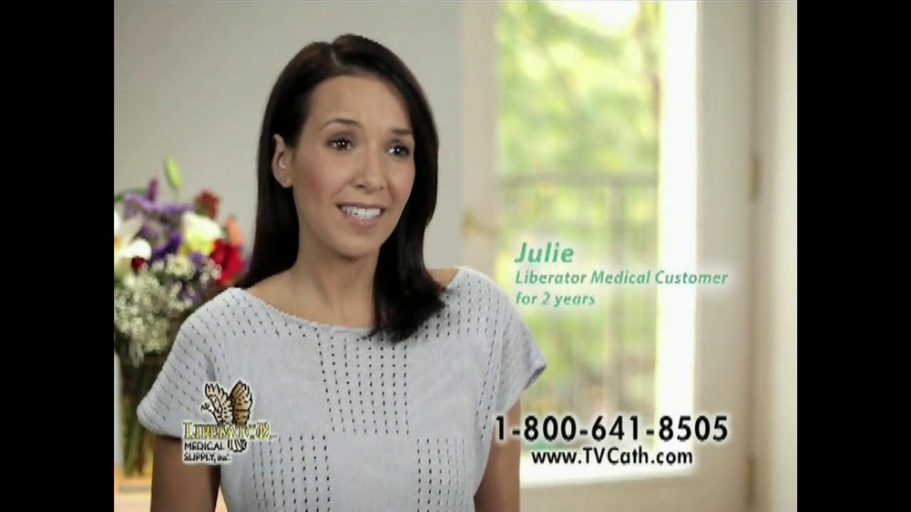 Liberator Medical Supply, Inc. TV Spot, 'Believe it or Not' - Screenshot 2