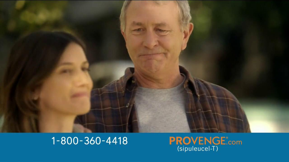 Provenge TV Spot, 'Tools' - Screenshot 10