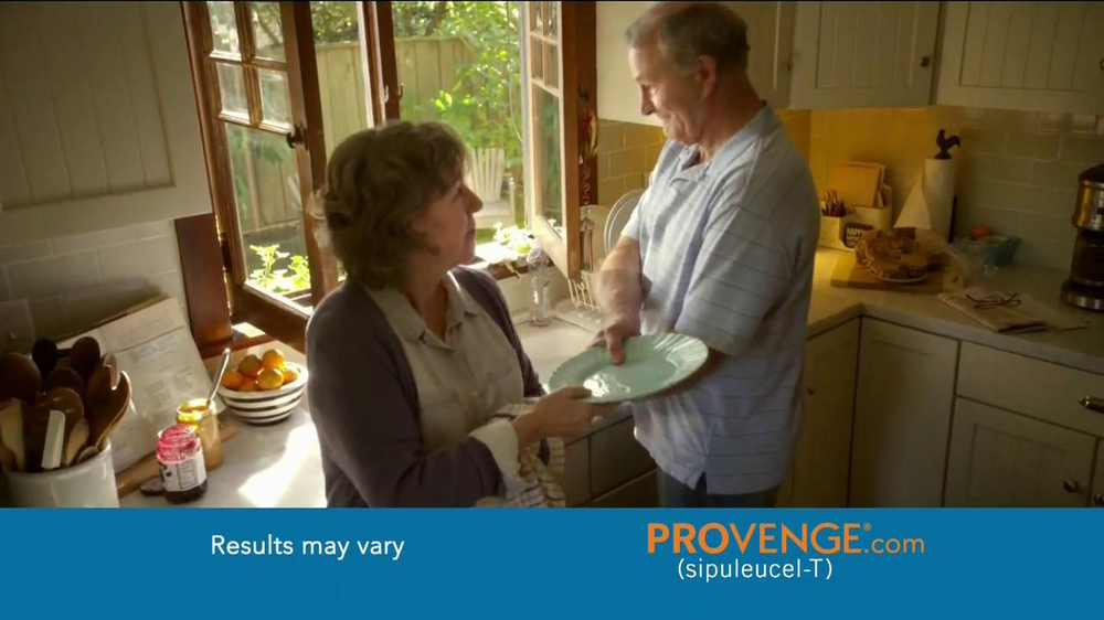 Provenge TV Spot, 'Tools' - Screenshot 5