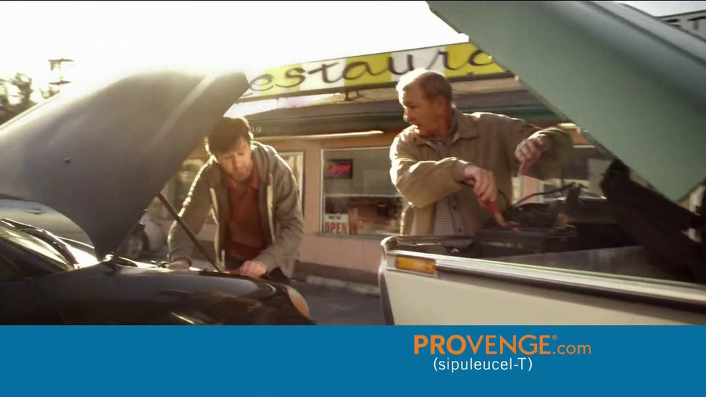 Provenge TV Spot, 'Tools' - Screenshot 6
