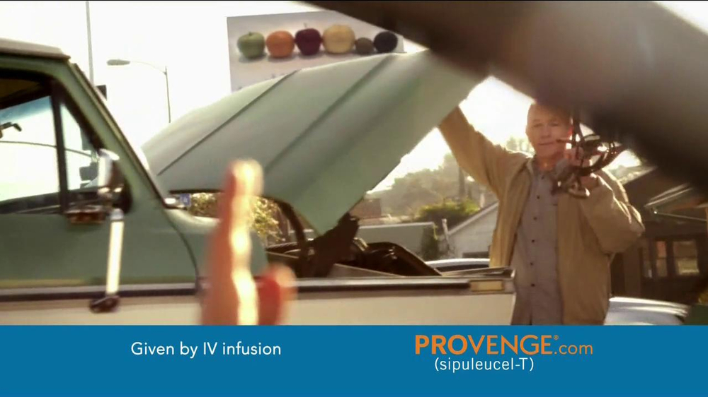Provenge TV Spot, 'Tools' - Screenshot 7