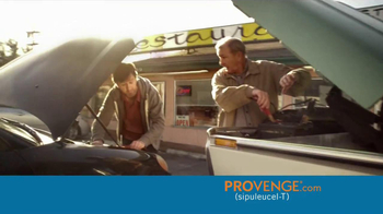 Provenge TV Spot, 'Tools' - Thumbnail 6