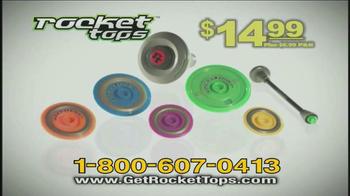 Rocket Tops TV Spot thumbnail