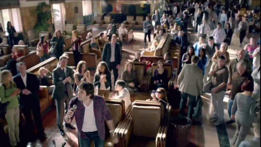 American Cancer Society TV Spot, 'Finish the Fight' Feat Josh Groban - Screenshot 7