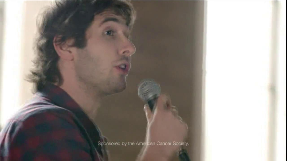 American Cancer Society TV Spot, 'Finish the Fight' Feat Josh Groban - Screenshot 4