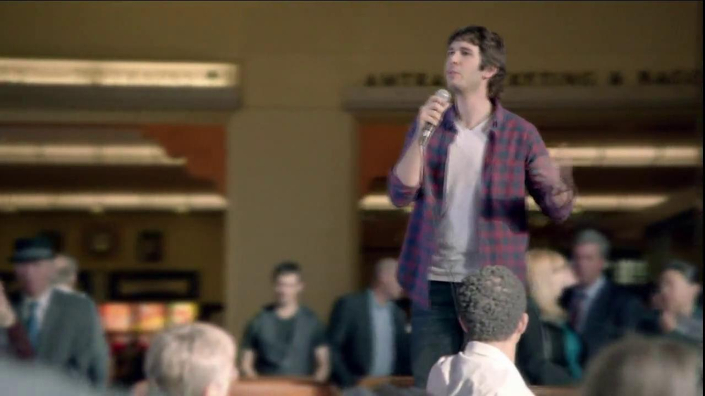 American Cancer Society TV Spot, 'Finish the Fight' Feat Josh Groban - Screenshot 5