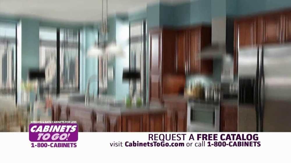 Cabinets To Go TV Spot, 'Free Upgrades' - Screenshot 5