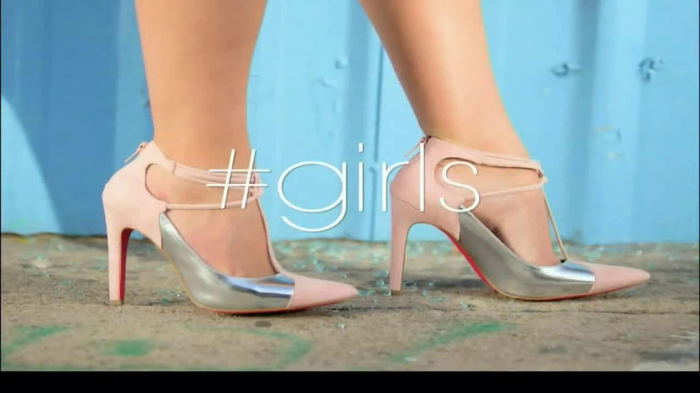 Shoedazzle.com TV Spot, 'Hashtags' Song by Icona Pop - Screenshot 2