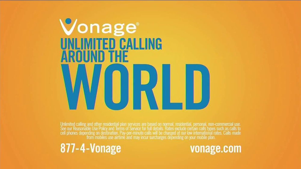 Why Vonage is Different Who says that copper telephone lines are the best way to make calls? Not us. By tapping into your existing high-speed Internet service, Vonage transforms your phone service into a crystal clear, digital calling solution that can help save you money.