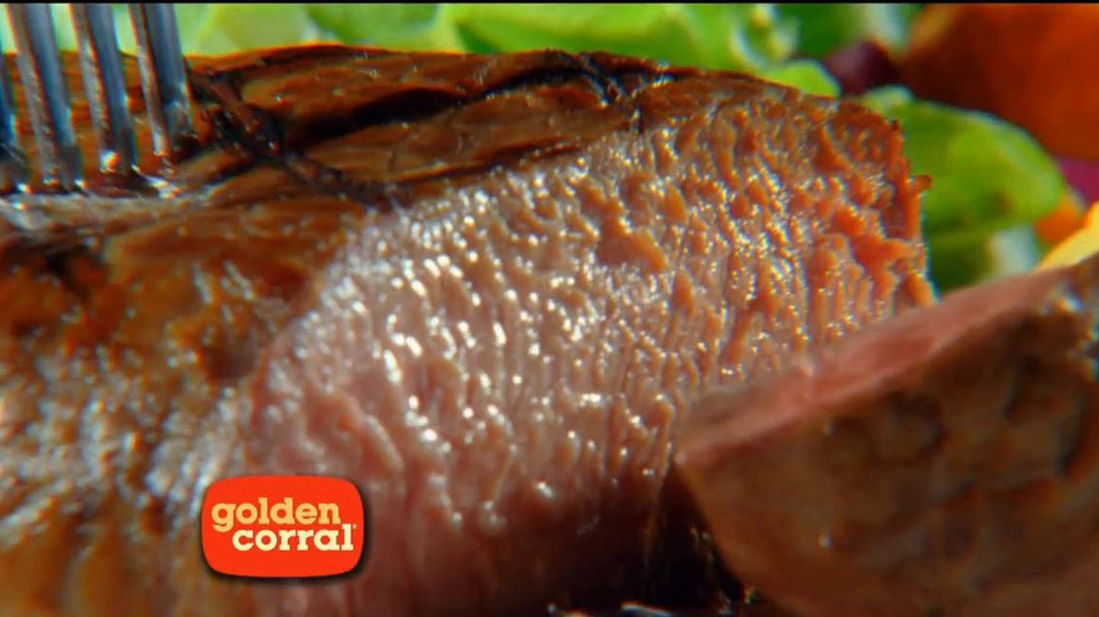 Golden Corral Prime Rib and Shrimp Weekend TV Spot  - Screenshot 5