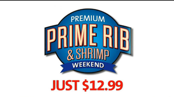 Golden Corral Prime Rib and Shrimp Weekend TV Spot  - Thumbnail 2