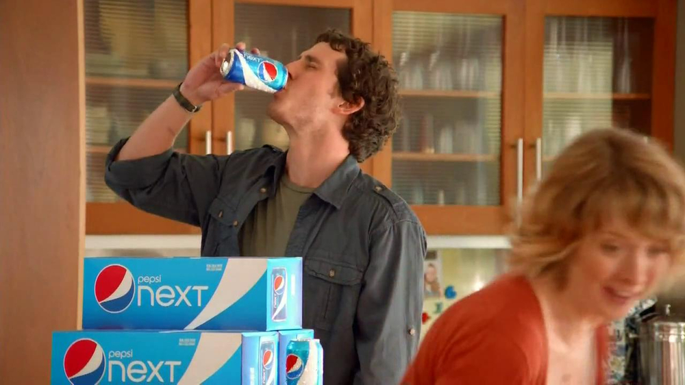 Pepsi Next TV Spot, 'Baby Tricks'  - Screenshot 8