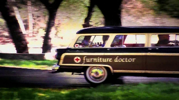 Scotts Liquid Gold TV Spot, 'Furniture Doctor'